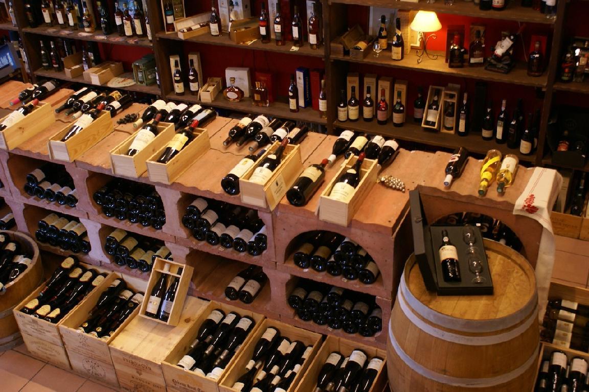 Coffrets de vin