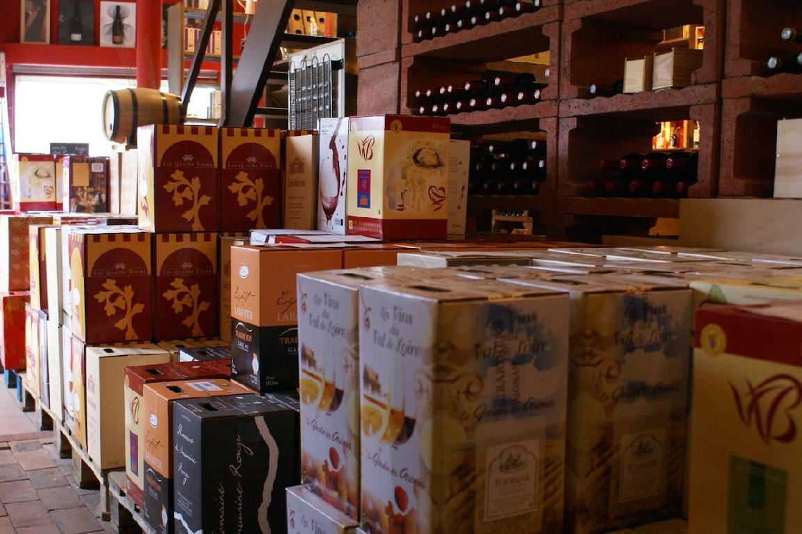 Notre sélection de fontaine à vin