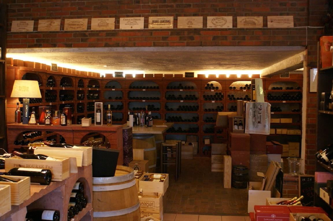 Notre sélection de vin