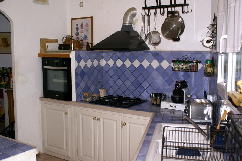Domaine De La Diva Location De Villa Maison à Porto Vecchio En - Cuisine 14m2