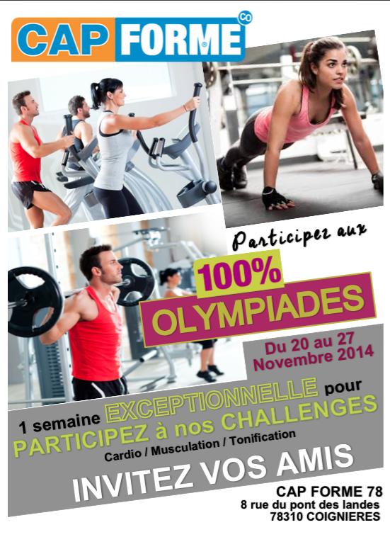 100%OLYMPIADES